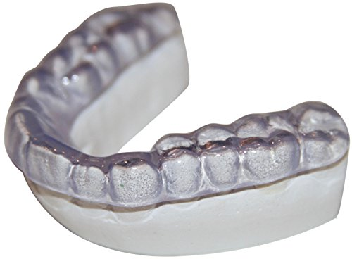 Dental Lab Custom Teeth Night Guard - Medium Firmness(not a hard guard) UPPER TEETH - Protect Teeth From Grinding, Clenching, Bruxism - Medium Density - Soft but Strong Teeth Mouth Guard by Teeth Armor (Image #2)