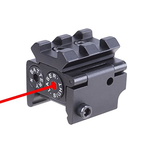 Pinty-Waterproof-Military-Grade-Low-Profile-Compact-Red-Laser-Red-Dot-Sight-Scope-with-Rail-Mount-and-Accessory