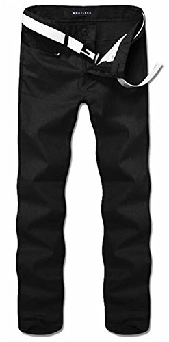 leinsparn-pants-casual-long-mens-pants-sweet-color-mid-straight-zipper-fly-trousers-10colors-pk21-bl