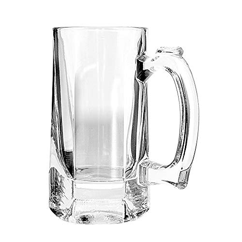 Anchor Hocking 1170U Clarisse Stackable 10 Oz. Beer Tankard - 12 / CS