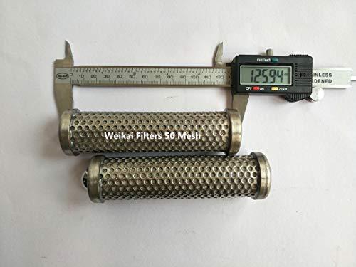 High Quality Aftermarket Titan Screw In Gun Manifold Filter 25 Pack  500-200