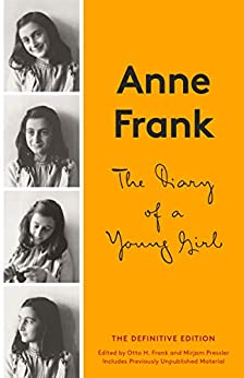 The Diary of a Young Girl by [Frank, Anne]