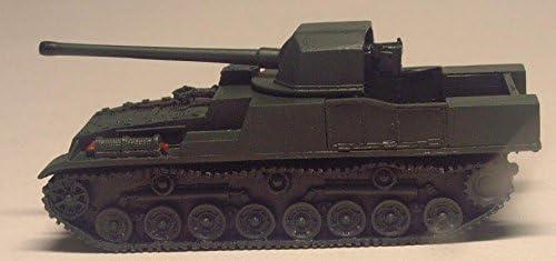 Amazon | 日本 試製十糎対戦車自走砲 カト1/144 塗装済み完成品 Japan ...