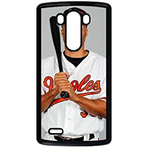 MLB&LG G3 Black Baltimore Orioles Gift Holiday Christmas Gifts cell phone cases clear phone cases protectivefashion cell phone cases HMFN635585985