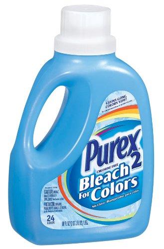 Purex 2 Color Safe Bleach Liquid - 6 Pack by Purex