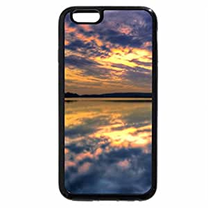 iPhone 6S / iPhone 6 Case (Black) Reflection