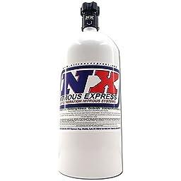Nitrous Express 11100 10 lb Nitrous Bottle with Standard Valve