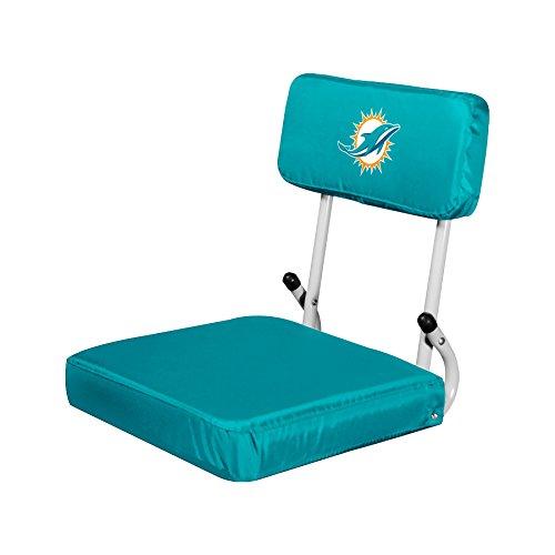 - NFL Miami Dolphins Hardback Seat