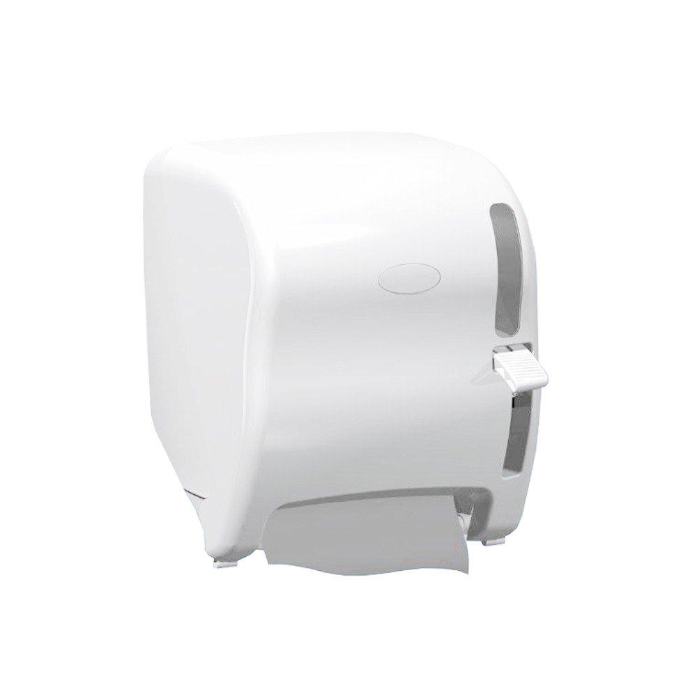 Jofel Azur dispensador Toalla rollos de plástico), color blanco: Amazon.es: Salud y cuidado personal