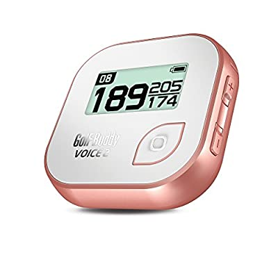 GolfBuddy Voice 2 Golf GPS/Rangefinder