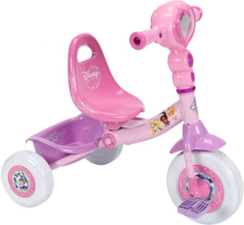 Disney Princess Girls' Folding Tricycle