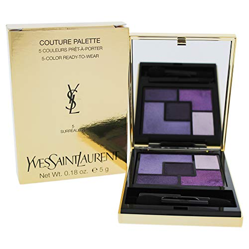 (Yves Saint Laurent Couture Palette, 5 Surrealiste, 0.18 Ounce)