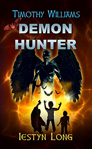 Amazon.com: Timothy Williams Demon Hunter eBook: Iestyn Long ...