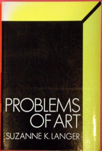 Problems of Art - Susanne K. Langer
