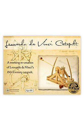 (Leonardo da Vinci Catapult)