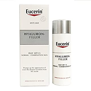 Eucerin HYALURON-FILLER DAY SPF15 50ml.