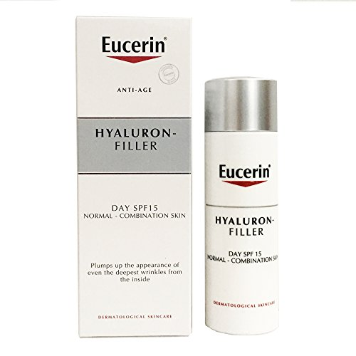 (Eucerin HYALURON-FILLER DAY SPF15 50ml.)