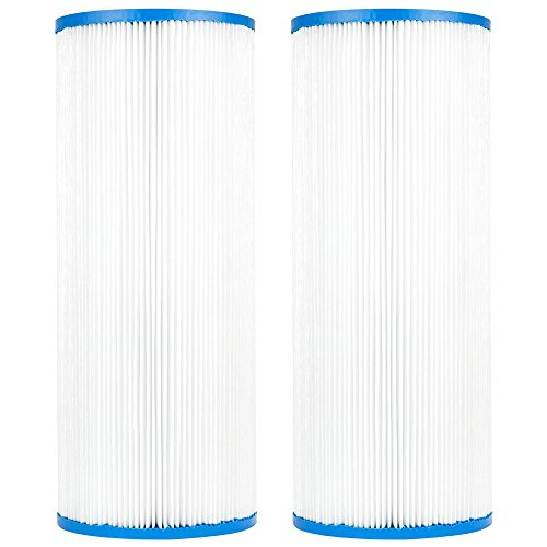 Clear Choice Pool Spa Filter 4.63 Dia x 11.88 in Cartridge Replacement for Hayward C-200 CX200RE Baleen AK-3008, [2-Pack]