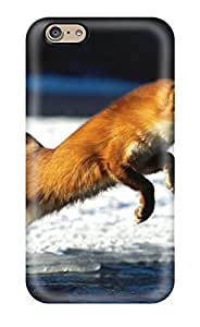 Iphone Anti Scratch Case Cover Protective Fox Animalss Case For Iphone 6