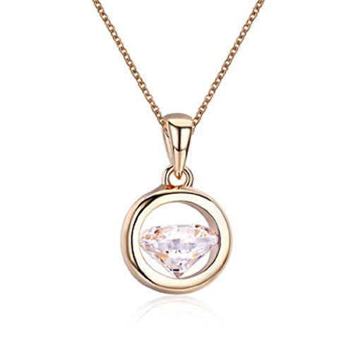 Swarovski Crystal Austrian Necklace (2018 JNA COLLECTION Mothers Day Gifts