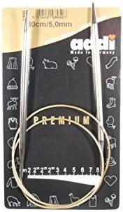 ADDI Aiguille /à Tricoter Circulaire 150/cm 9/mm