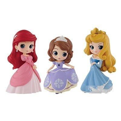 Amazon com: Japan Import Disney Characters Q posket petit -Ariel