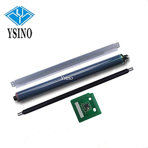 - Printer Parts 1Set PCR Charge Roller+Chip 013R00662+Cleaning Blade+WorkCentre 7535 OPC Drum for Xerox 7525 7530 7545 7556 7830 7835 7845 7855
