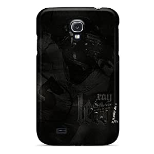 LavernaCooney Samsung Galaxy S4 Bumper Hard Cell-phone Case Customized Fashion Baltimore Ravens Pictures [FMh13414RVNb]