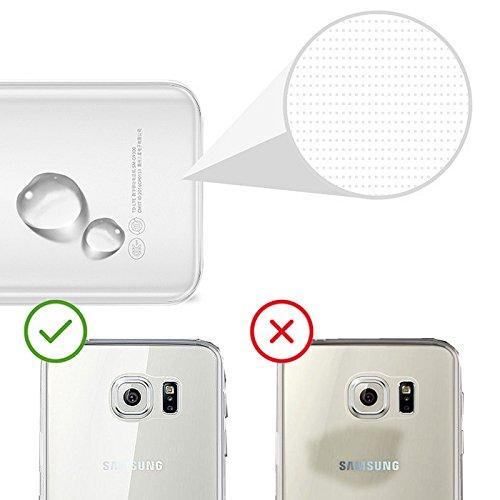 EximMobile Silikonhülle für Apple iPhone 5C | Handyhülle für hinten | Schutzhülle aus hochwertigem TPU | Handytasche mit gutem Schutz | Cover Case in transparent | Handy Tasche Silikoncase Etui