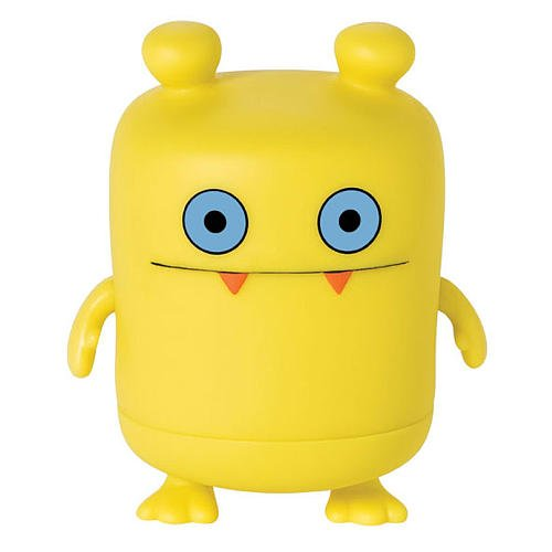Uglydoll Nandy Bear Series 3 Action Figure in Yellow (Series Figures Uglydoll Action)