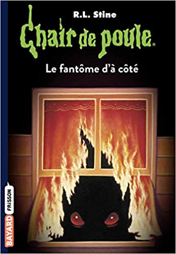 Amazon Fr Chair De Poule Tome 16 Le Fantome D A Cote