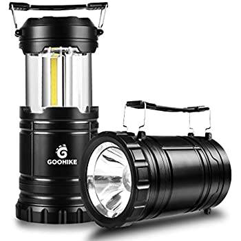 Amazon Com Etekcity 2 Pack Led Camping Lantern Portable