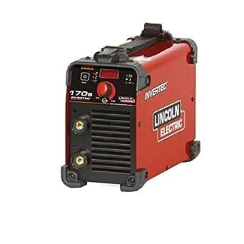 Lincoln Electric 0004902 Soldadora Inverter con Electrodo, 224 mm x ...
