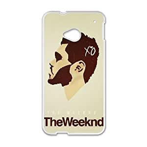 The Weeknd XO HTC One M7 Cell Phone Case White Special gift AJ8469U0