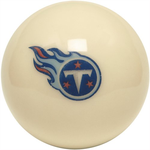 NFL Tennessee Titans Billiards Ball Set by Imperial