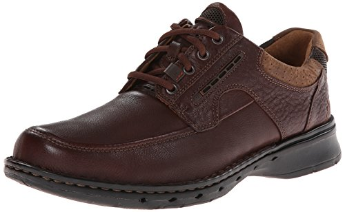 CLARKS Men's Un.Bend, Brown, 11 D-Medium by CLARKS