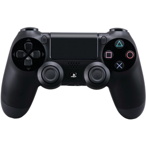 Sony PlayStation 4 Dualshock 4 Wireless Controller, Black (New)