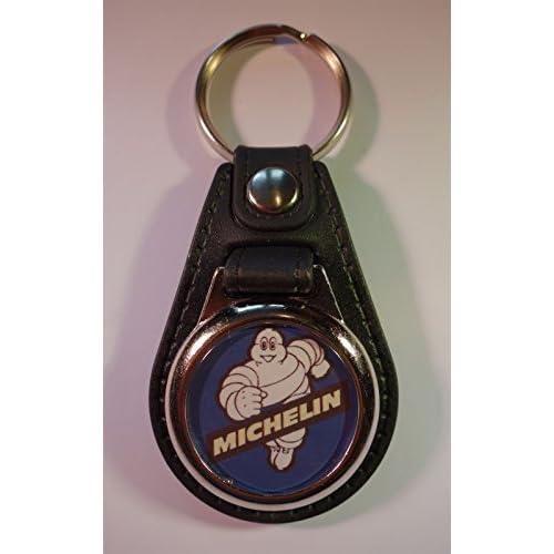 Populaire low-cost Qualité Premium faux cuir Michelin porte-clés/porte clés  KE01