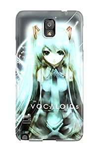 New Style New Vocaloid Anime Protective Galaxy Note 3 Classic Hardshell Case