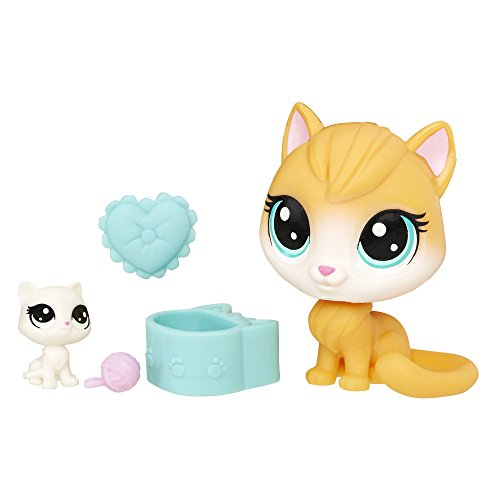 Littlest Pet Shop Pawlina Pillowby & Nuzzles - Mommy Baby And Shop Littlest
