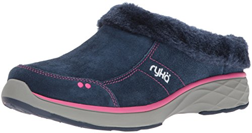 Mulo Lusso Navy Ryka Delle Donne Rosa qUxwEyt1I