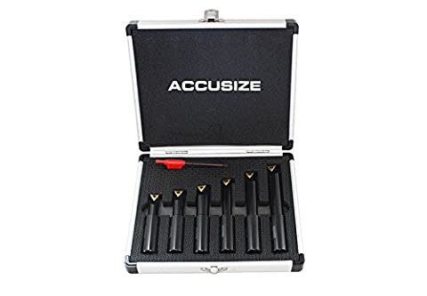 Accusize - 6 pc, 5/8