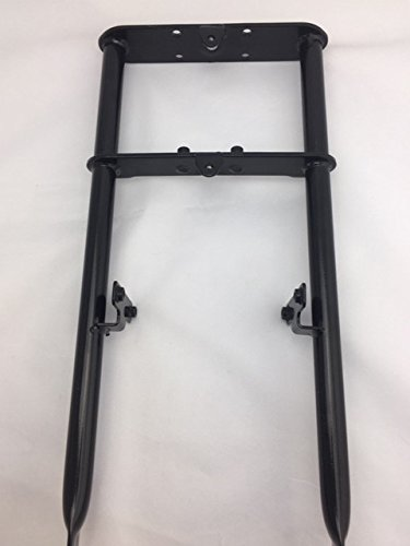 Monster Moto Fork, Front Black Rigid, Part #10-10000-00 for B80/B105/E1000 by Monster Moto