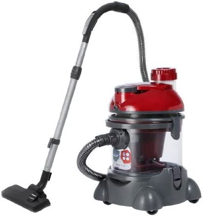 Aqua Laser Hydra Plus - Aspiradora con filtro de agua + cepillo ...