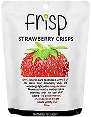 COCO EARTH FRISP Strawberry Crisps, 15 g