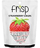 COCO EARTH FRISP Strawberry Crisps, 15 g