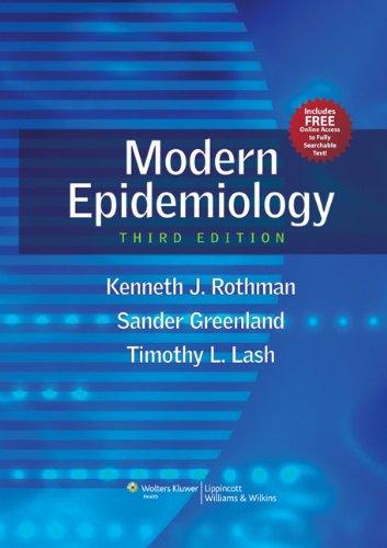 Modern Epidemiology