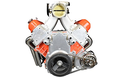 LS1 Camaro Alternator Only Bracket Low Mount LSX Electric Water Pump LS Billet 551512-2 ()