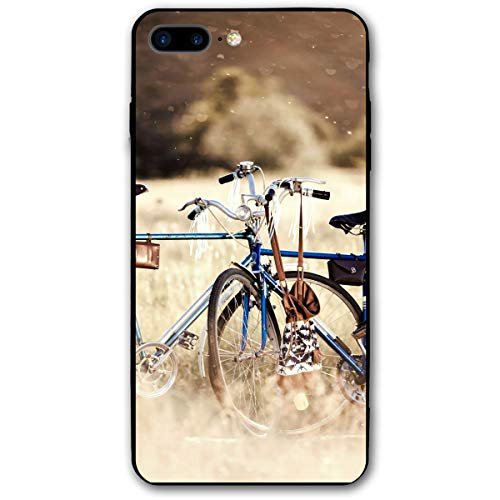 iPhone 7Plus Case Bicycle Splendor Sturdy Phone Cover Cases Shockproof Protective