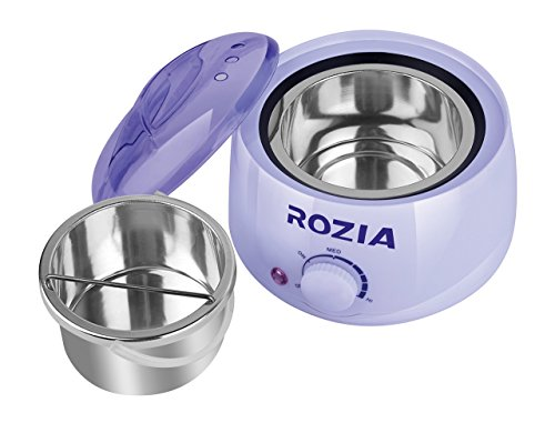 ROZIA Wax Heater | Wax Warmer (HL3577), White